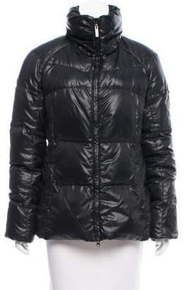 ADD Short Down Coat