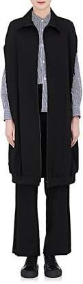 Yohji Yamamoto Regulation Women's Wool Twill Oversized Cape