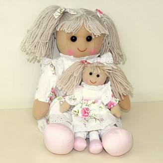 Little Ella James Mini Rag Doll