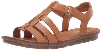 c49b9a7eeb38 Clarks Brown Sandals For Women - ShopStyle Canada