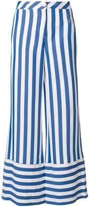 Love Moschino striped palazzo pants