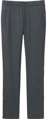 Women Blocktech Warm-Lined Slim Fit Pants $39.90 thestylecure.com