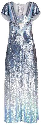 Temperley London Ruth Iridescent Sequinned Gown