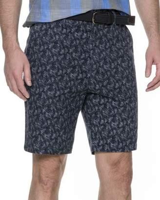Rodd & Gunn Dusky Forest Cotton Twill Shorts