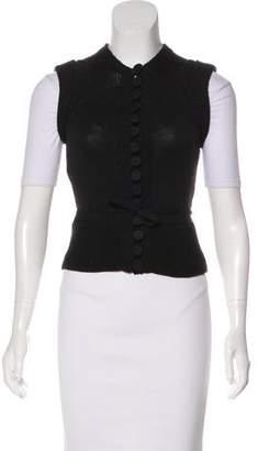 Gucci Knit Sleeveless Vest