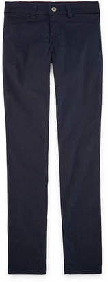 Dickies Girls Super Skinny Fit Skinny Leg Stretch Twill Pants (7-16)