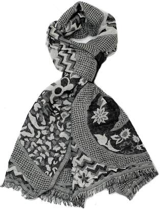 Venezia Cashmere Handmade Wool Scarf