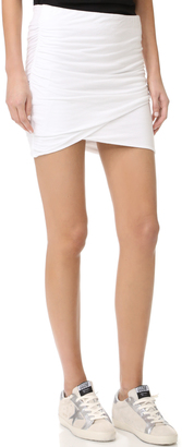 James Perse Skinny Skirt $145 thestylecure.com