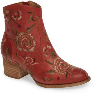 Sofft Westmont Floral Embroidered Bootie