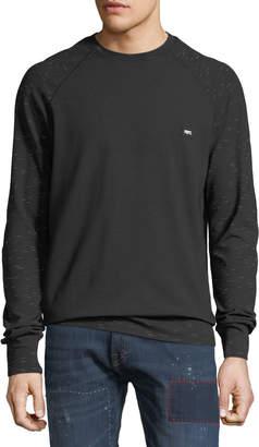 PRPS Men's Raglan-Sleeve Sweatshirt
