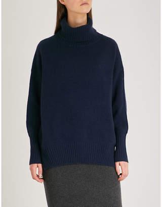 Allude Turtleneck cashmere jumper