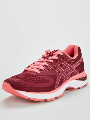 Asics Gel-Pulse 10 - Pink/Burgundy