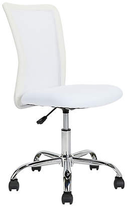 HOME Reade Mesh Chair - White