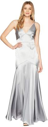 Jill Stuart Corset Detail Gown Women's Dress