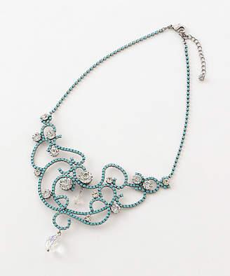 imac (イマック) - [イマック] ネックレス クリスタルガラス ブルー(IMAC126832)