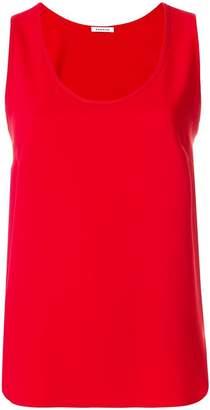P.A.R.O.S.H. round neck tank top