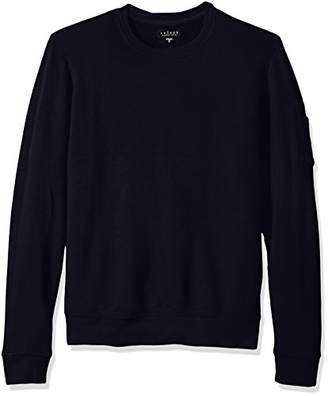 Velvet by Graham & Spencer Men's Salazar Sweater with Pocket
