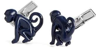 Ted Baker Futball Monkey Cuff Links