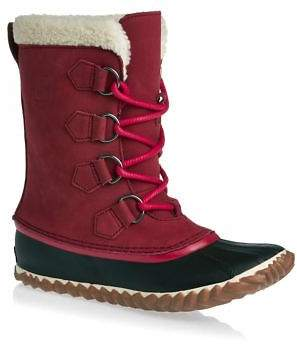 Sorel Boots Caribou Slim Boots - Red Element