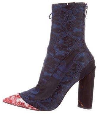 Christian Dior 2016 Trianon Boots