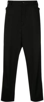 Y's tapered trousers