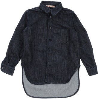 Marni Denim shirts - Item 42601340KN