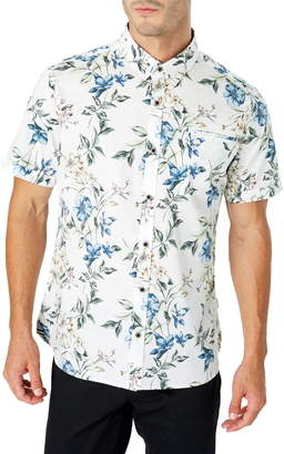 7 Diamonds In the Jungle Slim Fit Shirt
