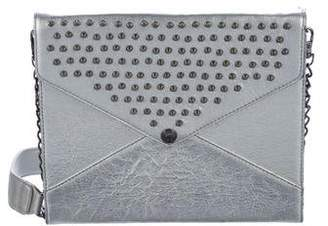 Rebecca Minkoff Studded Metallic Leather iPad Case