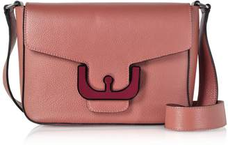 Coccinelle Ambrine Leather Crossbody Bag