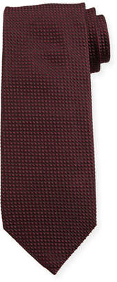 Tom Ford Fil-A-Fil Silk-Blend Tie