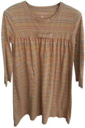 Orla Kiely Camel Cotton Dress for Women