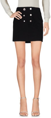Anthony Vaccarello NOIR Mini skirts