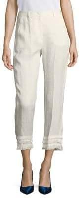 Max Mara Acacia Linen Pants