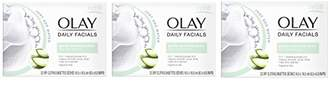 Olay Eye Makeup Remover Wipes by Daily Facials