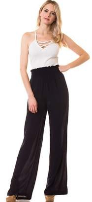 Love Tree Lovetree Waist Banded Pants