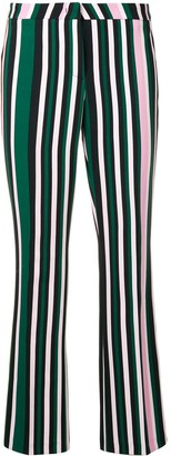 Cambio striped trousers