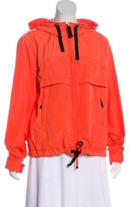Parajumpers Hooded Windbreaker Jacket