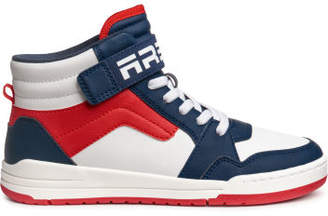 H&M Hi-top trainers - Red