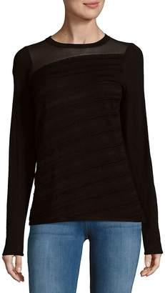 Elie Tahari Women's Fawn Merino Wool Turtleneck Sweater