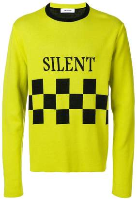 Tim Coppens Silent Motive sweatshirt