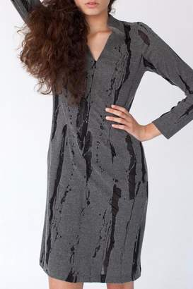 MORS Torn Texture Dress