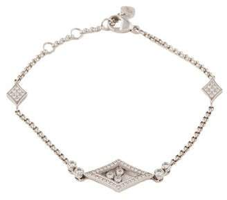 Chopard 18K Happy Diamond Bracelet