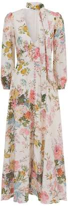 Zimmermann Heathers Floral Maxi Dress