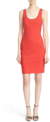 Women's L'Agence 'Roxanne' Scoop Neck Tank Dress $390 thestylecure.com