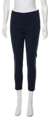 Akris Cropped Mid-Rise Pants