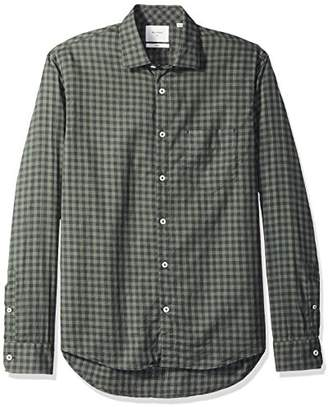 Billy Reid Men's Standard Fit Button Down John T Shirt