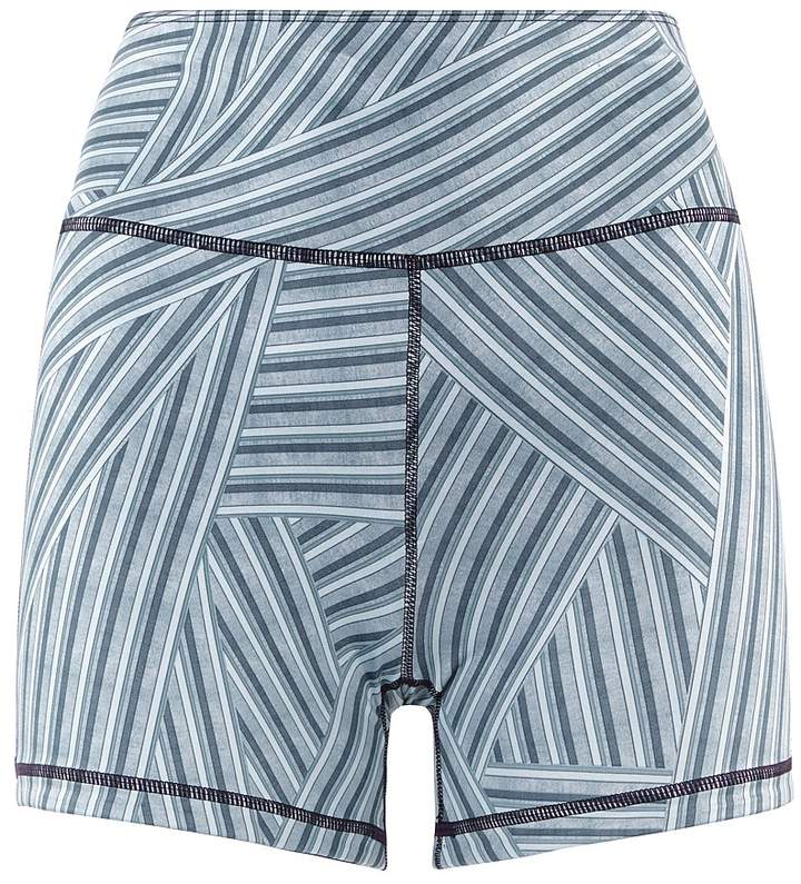 Reversible Yoga Shorts