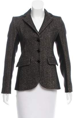 Sonia Rykiel Structured Wool-Blend Blazer
