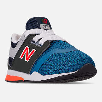 New Balance Boys' Toddler 247 Casual Shoes