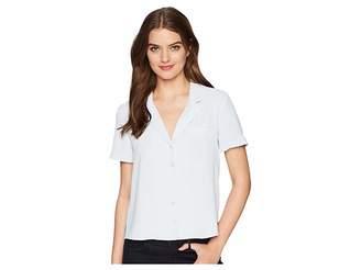 J.o.a. Button Down Short Sleeve Shirt
